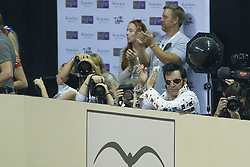Merkulova Inessa, (RUS), Mister X <br /> Kur<br /> Reem Acra FEI World Cup™ Dressage Final<br /> Las Vegas 2015<br />  © Hippo Foto - Dirk Caremans<br /> 18/04/15