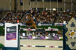 Skelton Nick, GBR, Big Star<br /> Furusiyya FEI Nations Cup Jumping Final - Barcelona 2016<br /> © Hippo Foto - Dirk Caremans<br /> 24/09/16