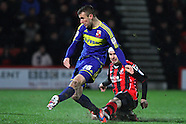 Bournemouth v Swindon Town 120113