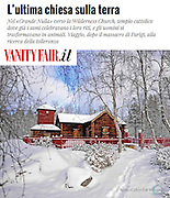 Vanity Fair, Italy. <br />