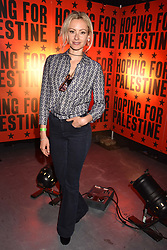 "Camilla Al Fayed at ""Hoping For Palestine"" Benefit Concert For Palestinian Refugee Children held at The Roundhouse, Chalk Farm Road, England. 04 June 2018."