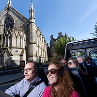 Rabbie's City Tours launch