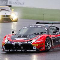 #11 , Ferrari 458 Italia , Kessel Racing ,Michael Broniszewski, Alessandro Bonacini, Michael Lyons, Andrea Piccini  , TOTAL 24 Hours of SPA 2015