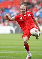 Fussball International Laenderspiel Schweiz - Venezuela Ludovic MAGNIN (SUI)