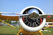 One in a collection of photographs captured in summer 2014, during my annual visit to the Experimental Aircraft Association's EAA AirVenture Oshkosh.