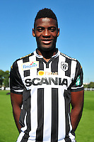 Jean-Pierre Nsame - 29.09.2015 - Photo officielle - Angers - Ligue 1<br /> Photo : Philippe Le Brech / Icon Sport