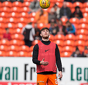 14th April 2018, Tannadice Park, Dundee, Scotland; Scottish Championship football, Dundee United versus Falkirk; Stewart Murdoch of Dundee United
