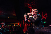 The Psychedelic Furs perform at the Showbox Market in Seattle, WA on Thursday, October 23, 2014.