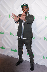 RZA at the 2019 Hulu Upfront in New York City.