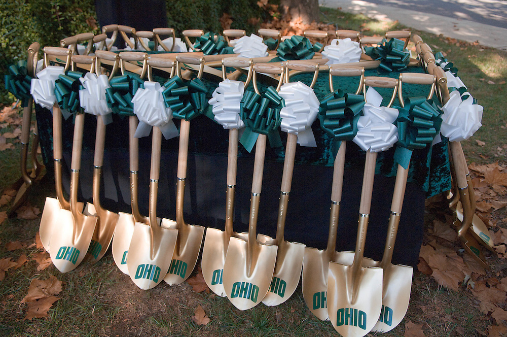 18414Academic & Research Center Groundbreaking September 29, 2007