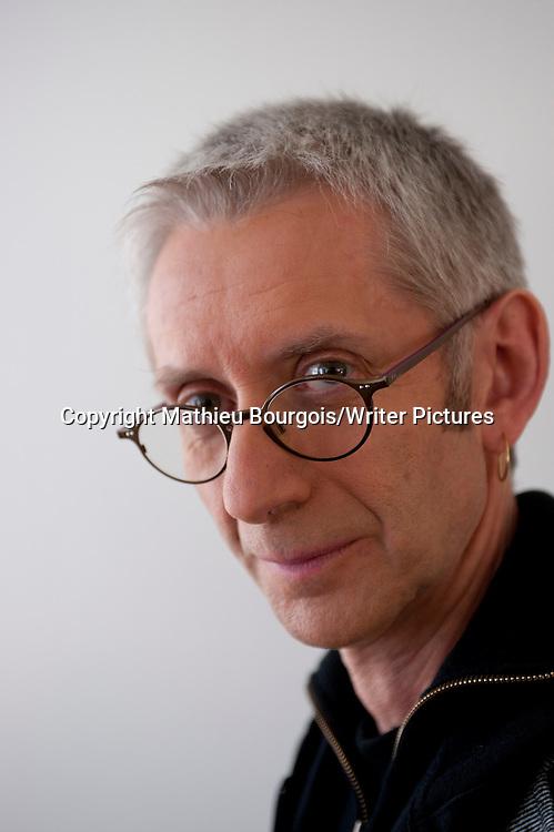 Patrick Pecherot, French journalist and writer