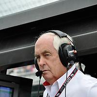 Roger Penske at Indycar 2012, Indianapolis