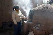 Also in Jujuy (Argentina), I worked on my collection of Street Food recipes. Clarita showed me how to prepare several wonderful dishes. How about a sweet quinoa pie? If you read Spanish, you are lucky because you can find the recipes online. If not, have a look at the photos in the PDF of the article: http://www.mirjamletsch.com/publications/clarita.pdf