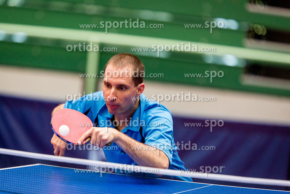 CSONKA Andras during day 2 of 15th EPINT tournament - European Table Tennis Championships for the Disabled 2017, at Arena Tri Lilije, Lasko, Slovenia, on September 29, 2017. Photo by Ziga Zupan / Sportida