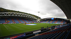 General view of the John Smith's stadium before the match - Mandatory by-line: Jack Phillips/JMP - 30/09/2017 - FOOTBALL - The John Smith's Stadium - Huddersfield, England - Huddersfield Town v Tottenham Hotspur - English Premier League
