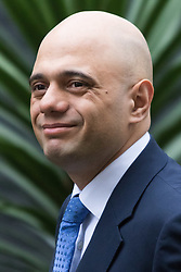 Downing Street, London, February 11th 2016. State for Business Secretary Sajid Javid attends the weekly cabinet meeting. <br /> &copy;Paul Davey<br /> FOR LICENCING CONTACT: Paul Davey +44 (0) 7966 016 296 paul@pauldaveycreative.co.uk