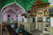 Prayer time, mosque, Ajmer, Rajasthan