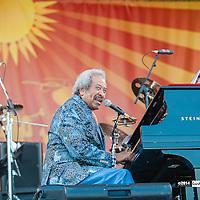 Allen Toussaint & Jimmy Buffett, New Orleans Jazz & Heritage Festival 2014