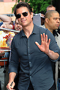 June 5, 2014 - New York, NY, USA - June 5, 2014 <br /> <br /> Tom Cruise at a taping of an appearance on the Daily Show with Jon Stewart on June 5, 2014 in New York City <br /> ©Exclusivepix