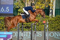 Gallego Juan Manuel, COL, Fee Des Sequoias Z<br /> FEI Jumping Nations Cup Final<br /> Barcelona 2019<br /> © Hippo Foto - Dirk Caremans<br />  03/10/2019