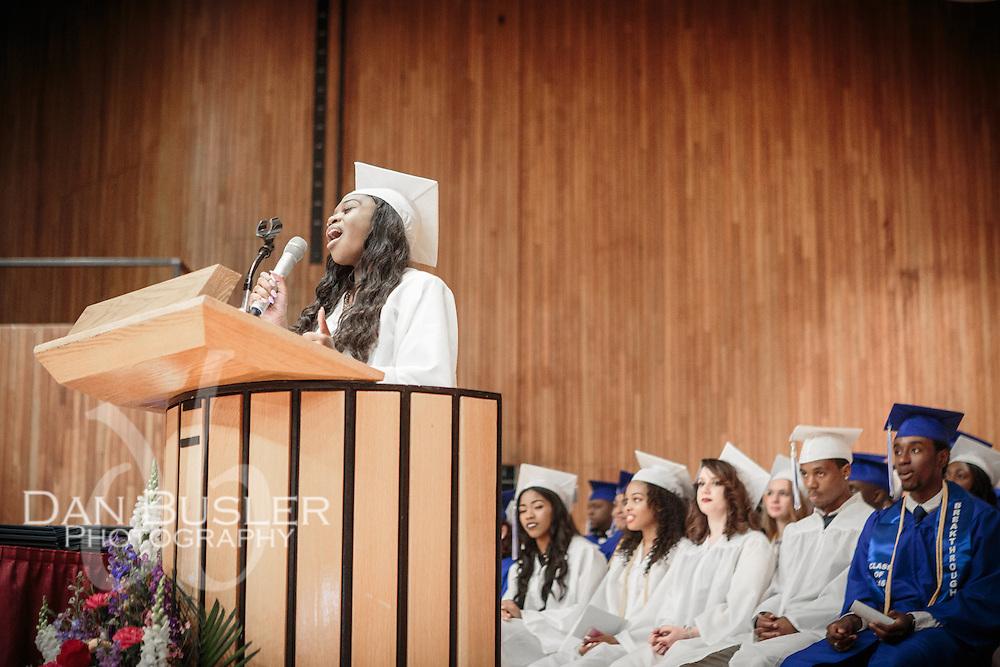 2016 Prospect Hill Academy Commencement - Kreske Auditorium - Massachusetts Institute of Technology - June 5, 2016