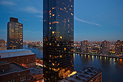 View of the East River from 520 East 72nd Street, Penthouse