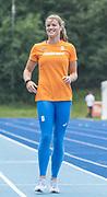 2019, September 10. Sports Centre Papendal, Arnhem, the Netherlands. Dafne Schippers.