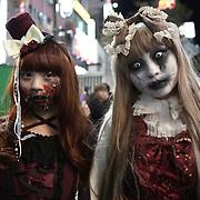 Halloween in Tokyo 2018