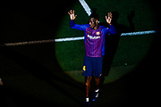 24 Yerry Mina from Colombia of FC Barcelona during the Andres Iniesta farewell at the end of the La Liga football match between FC Barcelona and Real Sociedad on May 20, 2018 at Camp Nou stadium in Barcelona, Spain - Photo Xavier Bonilla / Spain ProSportsImages / DPPI / ProSportsImages / DPPI
