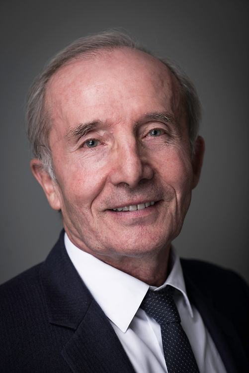 Michel Reybier. Genthod (Genève), 12 novembre 2013.
