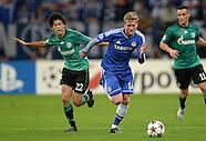 Fussball Champions League 2013/2014: FC Schalke 04 - FC Chelsea