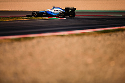 February 28, 2019 - Montmelo, BARCELONA, Spain - George Russell from Great Britain with 63 Williams Racing in action   during the Formula 1 2019 Pre-Season Tests at Circuit de Barcelona - Catalunya in Montmelo, Spain on February 28. (Credit Image: © AFP7 via ZUMA Wire)