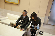 Shintaro Ishihara, Governor of Tokyo, in Tokyo, Japan, on Friday 18th February 2011.