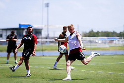 Taylor Moore of Bristol City in action during the Open training session on Day 5 - Rogan/JMP - 15/07/2019 - IMG Academy, Bradenton - Florida, USA - Bristol City Pre-Season Tour Day 5.