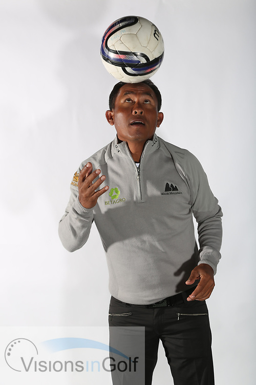 Thongchai Jaidee<br /> Portrait<br /> 2013<br /> <br /> Golf Pictures Credit by: Mark Newcombe / visionsingolf.com