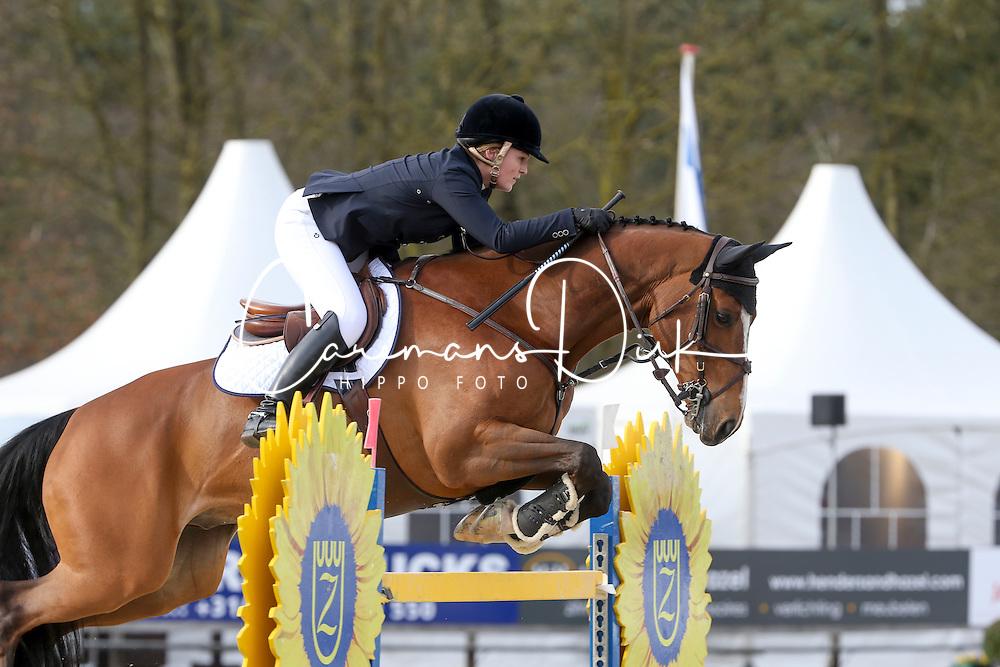 Brown Jessica, (AUS), Equus Echo<br /> Z-Tour Zangersheide 2016<br /> © Hippo Foto - Counet Julien