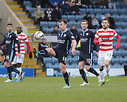 Dundee's Paul McGowan -  Dundee v Hamilton Academical, SPFL Premiership at Dens Park <br /> <br /> <br />  - &copy; David Young - www.davidyoungphoto.co.uk - email: davidyoungphoto@gmail.com