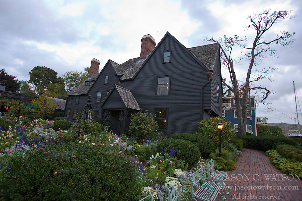 House of Seven Gables, Salem, Massachusetts, United States of America