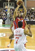 DESCRIZIONE : CasaleMonferrato Lega A 2011-12 Novipiu Casale Monferrato EA7 Emporio Armani Milano<br /> GIOCATORE : Simone Pierich<br /> SQUADRA :  Novipiu Casale Monferrato<br /> EVENTO : Campionato Lega A 2011-2012<br /> GARA : Novipiu Casale Monferrato EA7 Emporio Armani Milano<br /> DATA : 06/11/2011<br /> CATEGORIA : Penetrazione Tiro<br /> SPORT : Pallacanestro <br /> AUTORE : Agenzia Ciamillo-Castoria/ L.Goria<br /> Galleria : Lega Basket A 2011-2012 <br /> Fotonotizia : Casale Monferrato Lega A 2011-12 Novipiu Casale Monferrato EA7 Emporio Armani Milano<br /> Predefinita :