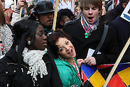 NUS student Fees demonstration London 24/11/2010