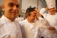 daniel boulud at the boucuse d'or.Owen Franken for the NY Times..January 28, 2009.