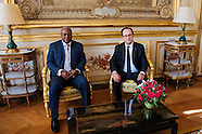 Paris: President Hollande Receives President of The Republic of Ghana, 27 Sept. 2016