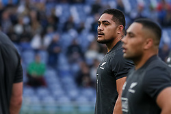 November 24, 2018 - Rome, Rome, Italy - Ofa Tuungafasi during the Test Match 2018 between Italy and New Zealand at Stadio Olimpico on November 24, 2018 in Rome, Italy. (Credit Image: © Emmanuele Ciancaglini/NurPhoto via ZUMA Press)