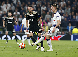 April 30, 2019 - London, England, United Kingdom - Tottenham Hotspur's Juan Foyth.during UEFA Championship League Semi- Final 1st Leg between Tottenham Hotspur  and Ajax at Tottenham Hotspur Stadium , London, UK on 30 Apr 2019. (Credit Image: © Action Foto Sport/NurPhoto via ZUMA Press)