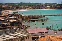 Elmina, Port of Entry