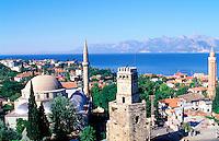 Turquie. Lycie. Antalya. // Turkey, Lycie province, Antalya.
