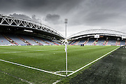 Stadium shot during the Sky Bet Championship match between Huddersfield Town and Sheffield Wednesday at the John Smiths Stadium, Huddersfield, England on 2 April 2016. Photo by Simon Davies.