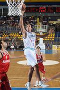 DESCRIZIONE : Torino Qualificazione Eurobasket 2009 Italia Bulgaria<br /> GIOCATORE : Luigi Datome<br /> SQUADRA : Nazionale Italia Uomini<br /> EVENTO : Raduno Collegiale Nazionale Maschile <br /> GARA : Italia Bulgaria Italy Bulgaria<br /> DATA : 17/09/2008 <br /> CATEGORIA : Tiro<br /> SPORT : Pallacanestro <br /> AUTORE : Agenzia Ciamillo-Castoria/G. Ciamillo <br /> Galleria : Fip Nazionali 2008<br /> Fotonotizia : Torino Qualificazione Eurobasket 2009 Italia Bulgaria<br /> Predefinita :