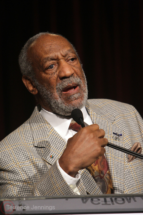 "New York, NY-April 18: Actor/Comedian/Author/Educator Dr. William Henry "" Bill "" Cosby attends Rev. Al Sharpton's National Action Network's Keeper of the Dream Awards held at Cipriani's Wall Street on April 18, 2012 in New York City. (Photo by Terrence Jennings)"