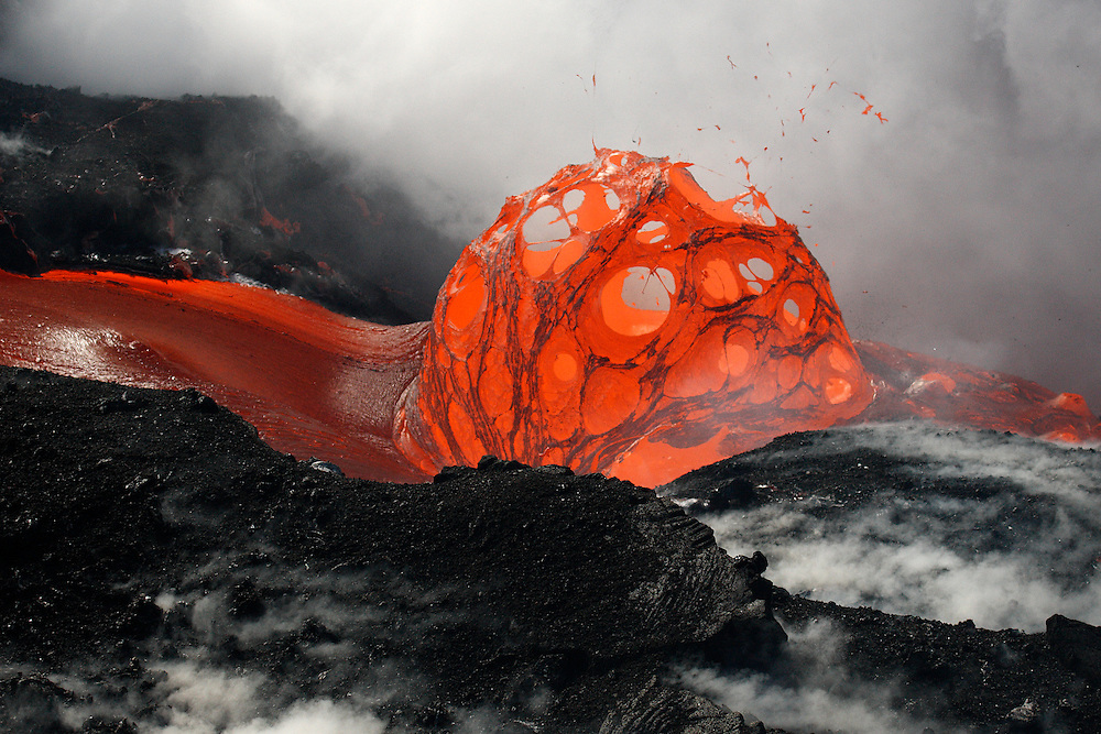 Lava Bubble